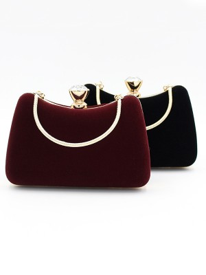 Fashion Velvet Evening/Party Handbags