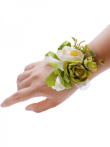Nice Cloth Wrist Corsage Wedding Decoration