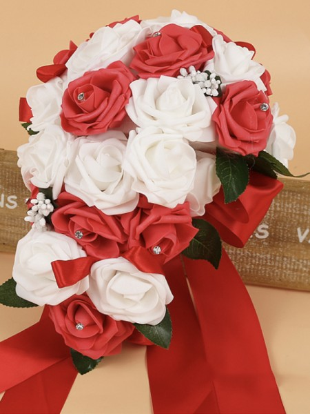 Cascade Foam Fascinating Bridal Bouquets