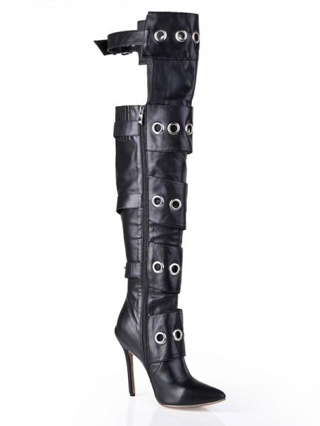Black Boots S5LSDN1207LF