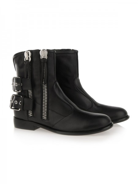 Black Boots S5LSDN1247LF