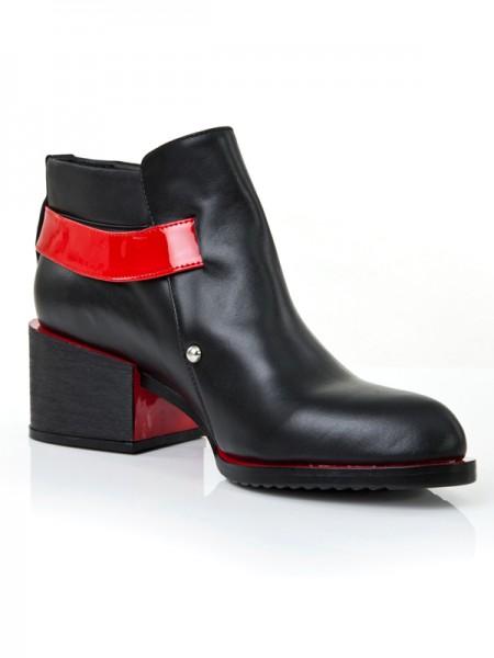 Black Boots S5LSDN1258LF