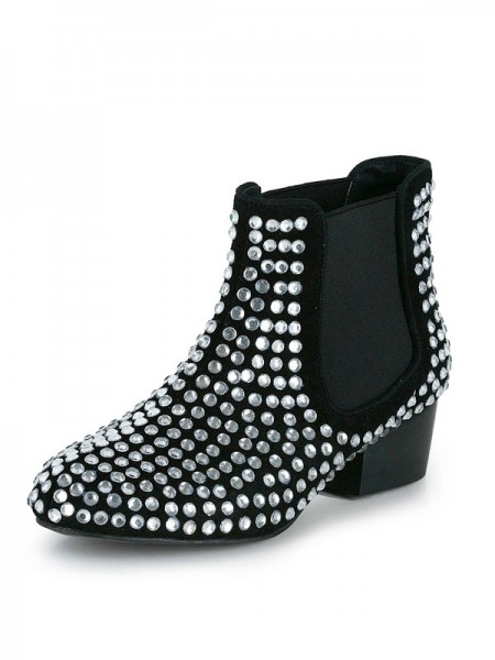 Black Boots SMA03180LF