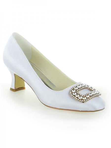 Chunky High Heels SW11558303A1I