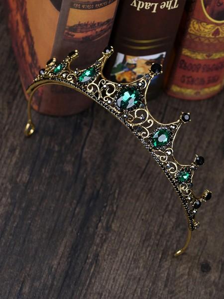 Lovely Crystal Wedding Headpieces