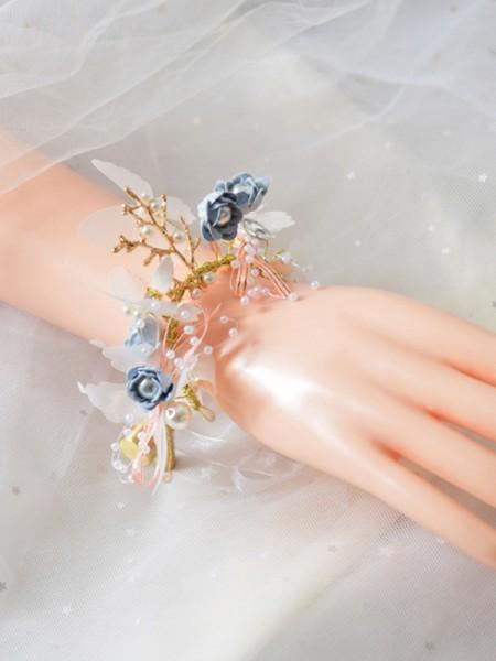 Beautiful Cloth Wedding Wrist Corsage