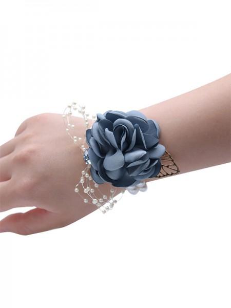 Elegant Cloth Wrist Corsage Wedding Supplies