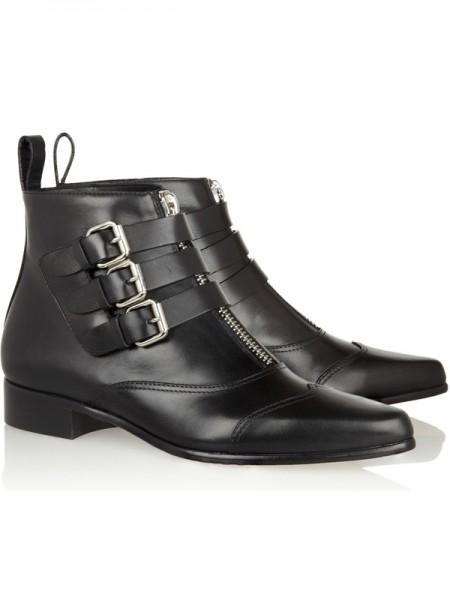 Black Boots S5MA0366LF