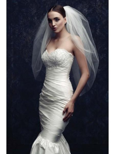 Elegant Tyll Bryllupsslør